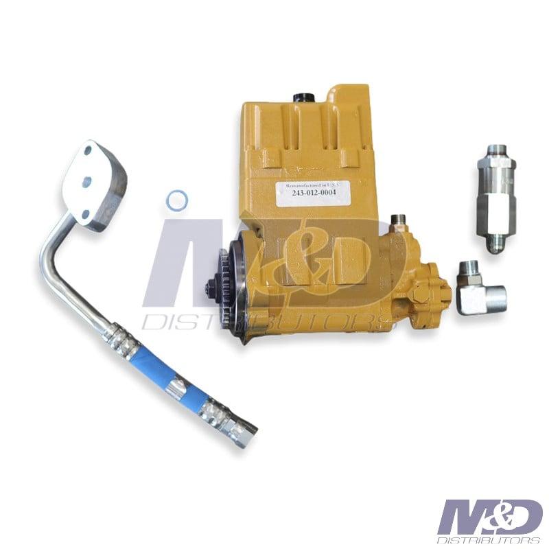 CAT C7 HEUI Pump Kit, Remanufactured 20R6642